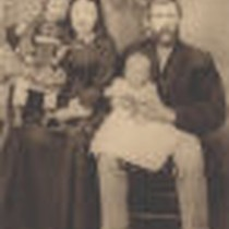 Andrew, Julia Maria, Mary Margaret and George Murdock Anderson