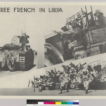 Free French in Libya