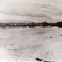 1909 Flood from Duncan Hill