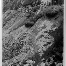 Adams auxillary flume, Inyo County (Image 57)