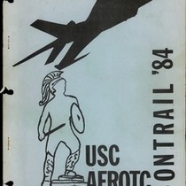 AFROTC yearbook (1984)