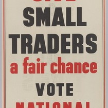 Give small traders a fair chance: Vote National