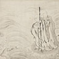 The Eighteen Arhats Crossing the Sea