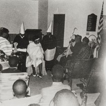 Christmas Play, St. Paul Baptist Church : 1965