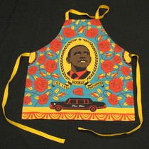 "Barack Obama """"Hooray for the President"""" Apron"