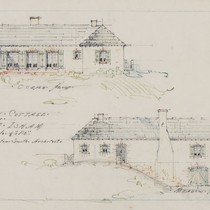 George Washington Smith: Isham beach house (Carpenteria, Calif.)