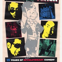 15 Years of Revolutionary Comedy