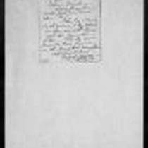 Letter from A. Bush to [John Muir], 1886 Mar 19