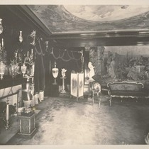 [Interior of mansion]