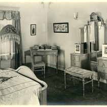 Florence Pepperdine's room in Los Angeles home
