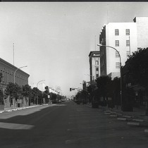 200 Block of Main Street in Salinas, California, PH566, ©1979 Billy Emery