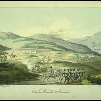 Vue du Presidio de San Francisco [ca. 1815]