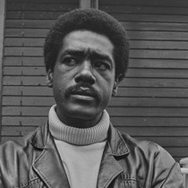 Bobby Seale, Chairman and co-founder of the Black Panther Party, Bobby Hutton ...