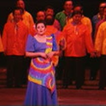 44th Annual International Folk Dance Festival at the Dorothy Chandler Pavilion