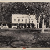 Alum Rock House, ca. 1885