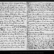 Letter from [John Muir] to [Louie Strentzel Muir], 1881 Jun 14
