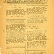 Malaga Cove Star, vol. 2 no. 29 (Oct 25, 1940)