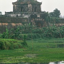 Citadel and moat, Imperial Precincts, Hue, Thua Thien-Hue Province