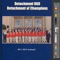AFROTC yearbook (2012)