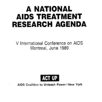 5th International AIDS Conference - Montreal