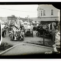 4th, July Celebration, 1908,Arcata