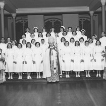 St. Joseph College of Nursing graduating class