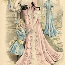 Afternoon and Child's Dress