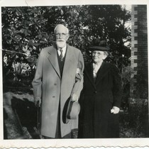 S. F. Morrow and Ruby Morrow Young, 1946