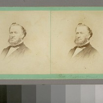 (Brigham Young)--Photographer: Savage & Ottinger--Place of Publication: Salt Lake City.--Photographer's series: Rocky ...