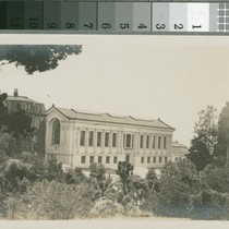 Library, University of California, 1912