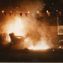 "Car crash stunt sequence from ""Bad Boys"" (4)"