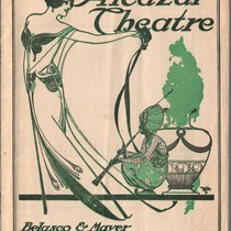 [Cover of Alcazar Theatre program]