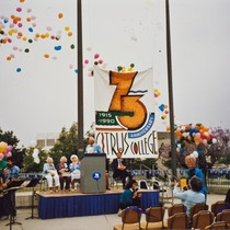 75th anniversary presentation, Citrus College, 1915-1990