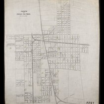 Index to Water Co's Maps, Huntington Park, Los Angeles County, California