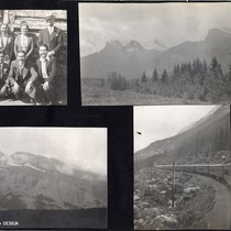 Christensen-Caccialanza photo album/scrapbook, page 16