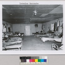 Interior Barracks