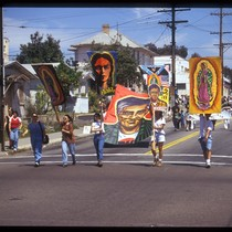 Parade March for Cesar E. Chavez