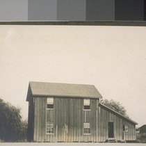 Bunk house, Palm Tract, Island ...[illegible], near Stockton