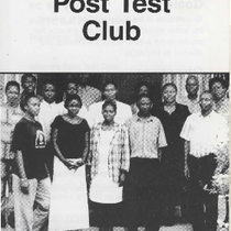 Brochure by the AIDS Information Centre