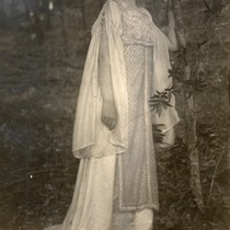 Ada Beveridge as Rosalind, in the 1920 Mountain Play, of As You ...