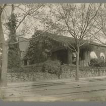 Calisphere Berkeley And Oakland Businesses And Scenes Ca 1900 Ca 1939