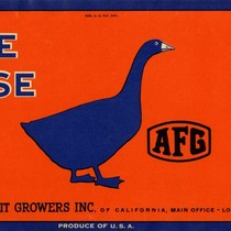 American Fruit Growers Inc., Blue Goose