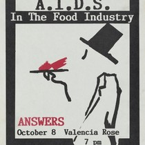 """A.I.D.S. In The Food Industry … Answers""-"