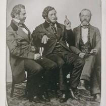 Pablo de la Guerra. Vallejo, Salvador. Pico, Andrés