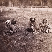 602. Washoe Indians--Valley of Lake Tahoe