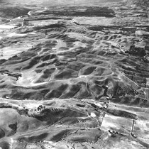 Aerial, North of Moorpark, 1967
