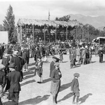 Armistice Day Celebration in Banning, California