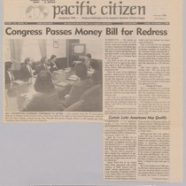 Pacific Citizen article 11/3/89