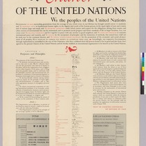 [recto] Charter of the United Nations