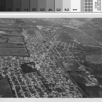 Aerial view no. 3, San Bruno, early 1930s